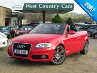 USED 2011 11 AUDI A3 1.6 TDI S LINE 2d 103 BHP Low Running Costs