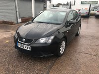 USED 2016 66 SEAT IBIZA 1.0 SOL 5d 74 BHP Only 3,000 Miles-1 Owner-2 Years Manufacturers Warranty