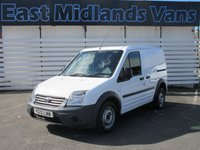 2012 FORD TRANSIT CONNECT 1.8 T200 LR VDPF 1d 89 BHP £3500.00