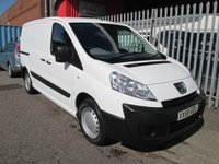 2009 PEUGEOT EXPERT L1 H1 HDi 120 SWB *ONE OWNER FROM NEW* £SOLD