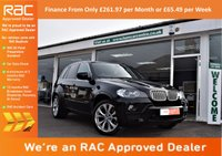 USED 2010 10 BMW X5 3.0 XDRIVE30D M SPORT 5d AUTO 232 BHP BIG -SPEC (£4500 FACTORY FITTED EXTRA'S) FULL BMW SERVICE HISTORY