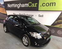 USED 2010 10 TOYOTA AURIS 1.6 TR VALVEMATIC 5d 132 BHP SERVICED EVERY 5000 MILES!
