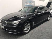 2016 BMW 7 SERIES 3.0 730LD 4d AUTO 261 BHP £SOLD