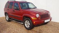 USED 2007 57 JEEP CHEROKEE 2.8 SPORT CRD 5d 161 BHP