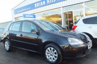 USED 2004 04 VOLKSWAGEN GOLF 1.9 SE TDI 5d 103 BHP ....TWO LADY OWNERS ONLY.  FULL SERVICE HISTORY. BRAND NEW TYRES. AIR COND. ALLOYS.  BEAUTIFUL CONDITION THROUGHOUT.