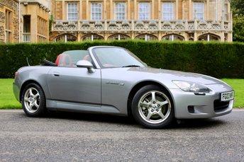 2003 HONDA S 2000 2.0 16V 2d 236 BHP £7490.00