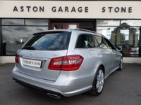 USED 2013 62 MERCEDES-BENZ E CLASS 2.1 E220 CDI BLUEEFFICIENCY S/S SPORT 5d AUTO 170 BHP **F/S/H** ** FULL MERCEDES BENZ SERVICE HISTORY **