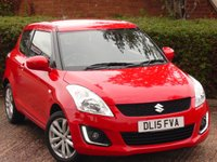 USED 2015 15 SUZUKI SWIFT 1.2 SZ3 3d 94 BHP NEED FINANCE ?  POOR CREDIT WE CAN HELP! JUST ASK ! CLICK THE LINK AND APPLY 24/7! SUZUKI WARRANTY TILL JUNE 2018!!