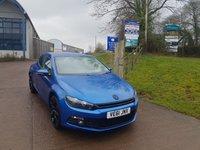2011 VOLKSWAGEN SCIROCCO 2.0 GT TDI BLUEMOTION TECHNOLOGY 2d 140 BHP £9550.00