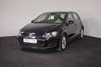 USED 2013 63 VOLKSWAGEN GOLF 2.0 SE TDI BLUEMOTION TECHNOLOGY 5d 148 BHP