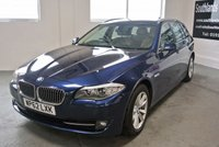 USED 2013 62 BMW 5 SERIES 2.0 520D SE TOURING 5d 181 BHP