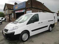 USED 2012 PEUGEOT EXPERT 1200 L2H1 LWB WITH BT FLEET HISTORY FROM WALES & WEST UTILITIES