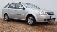 USED 2008 58 CHEVROLET LACETTI 1.6 SX SW 5d 108 BHP