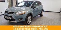 USED 2010 10 FORD KUGA 2.0 ZETEC TDCI 2WD 5d 134 BHP 2 Wheel Drive with plenty of pull. Full Ford Service