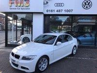 2011 BMW 3 SERIES 2.0TD 2010.5MY d M Sport £7995.00