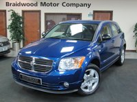 USED 2009 59 DODGE CALIBER 2.0 SXT CRD 5d 139 BHP