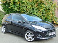 USED 2009 FORD FIESTA 1.6 ZETEC S 3d  **ST BODYSTYLING**PRIVACY GLASS**