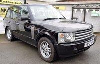 2004 LAND ROVER RANGE ROVER 2.9 TD6 HSE 5d 175 BHP £7000.00