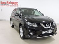 USED 2014 64 NISSAN X-TRAIL 1.6 DCI ACENTA 5d 130 BHP