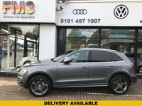 USED 2014 64 AUDI Q5 2.0TDI ( 177ps ) ( s/s ) Tronic 2014MY quattro S Line Plus