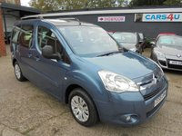 USED 2008 58 CITROEN BERLINGO 1.6 MULTISPACE VTR HDI 5d 90 BHP