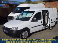 2008 VAUXHALL COMBO 2000 1.3 CDTi Direct From BT With History £2745.00