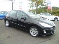 2010 PEUGEOT 308 1.6 VERVE HDI 5d 90 BHP £4250.00