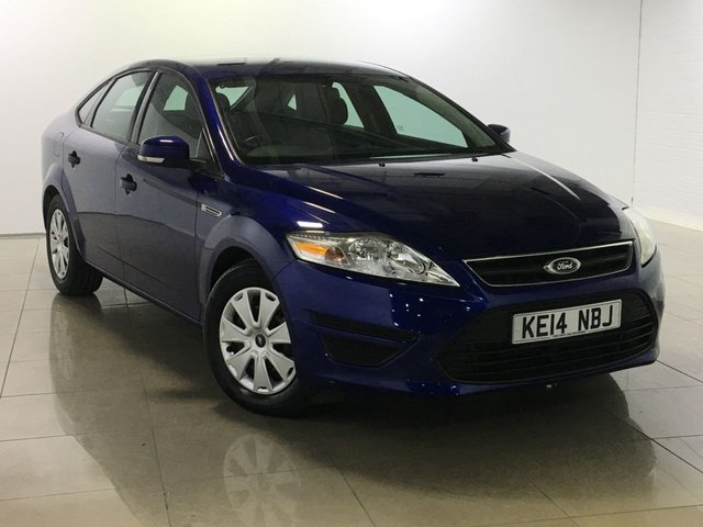 View our 2014 14 FORD MONDEO 2.0 EDGE TDCI 5d 138 BHP