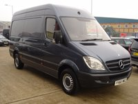 2010 MERCEDES-BENZ SPRINTER}