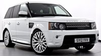 USED 2012 12 LAND ROVER RANGE ROVER SPORT 3.0 SD V6 HSE 5dr Auto [8] Stunning Example, Great Spec!
