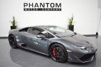 2015 LAMBORGHINI HURACAN 5.2 LP 610-4 2d AUTO 610 BHP £157990.00