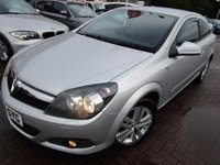 USED 2009 59 VAUXHALL ASTRA 1.4 SXI 3d 90 BHP JUST ARRIVED TO OUR STOCK