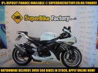 USED 2014 14 SUZUKI GSXR600 600rr 0% DEPOSIT FINANCE AVAILABLE GOOD & BAD CREDIT ACCEPTED, OVER 500+ BIKES IN STOCK