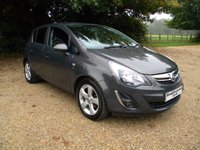 USED 2015 15 VAUXHALL CORSA 1.4 SXI AC 5d 98 BHP Full Service History, Alloy Wheels, 1 Owner