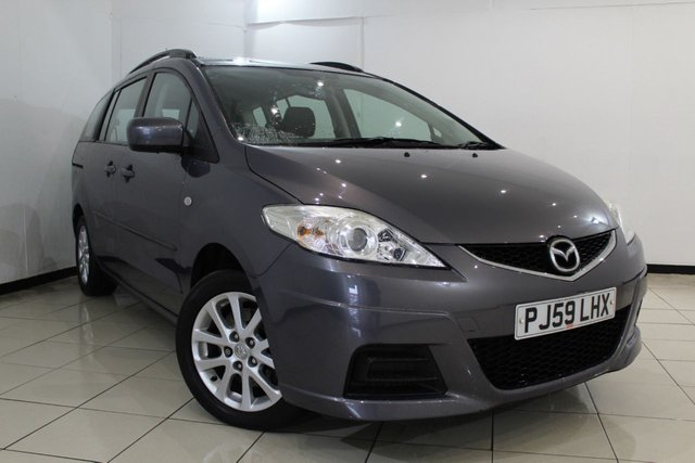View our 2009 59 MAZDA MAZDA 5 1.8 TS2 5DR 115 BHP