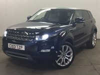 USED 2013 13 LAND ROVER RANGE ROVER EVOQUE 2.2 SD4 PURE 5d 190 BHP SILVER ROOF LEATHER 20 ALLOYS FSH NO FINANCE REPAYMENTS FOR 2 MONTHS STC. 4WD. SILVER ROOF. STUNNING BLACK MET WITH FULL BEIGE LEATHER TRIM. HEATED SEATS. CRUISE CONTROL. 20 INCH UPGRADED ALLOYS. COLOUR CODED TRIMS. PRIVACY GLASS. PARKING SENSORS. BLUETOOTH PREP. AIR CON. MULTIMEDIA SYSTEM. R/CD/DAB RADIO. 6 SPEED MANUAL. MFSW. MOT 09/18. ONE PREV OWNER. FULL SERVICE HISTORY. FCA FINANCE APPROVED DEALER. TEL 01937 849492