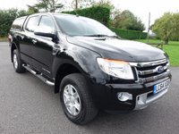 2015 FORD RANGER LIMITED 4X4 Double Cab 3.2Tdci 200Ps £SOLD