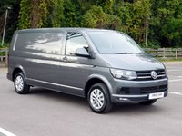 2017 VOLKSWAGEN TRANSPORTER T6 T30 2.0TDI 150PS LWB HIGHLINE £21995.00
