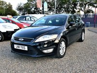 USED 2011 11 FORD MONDEO 2.0 ZETEC TDCI 5d 138 BHP ++++ FINANCE AVAILABLE++++