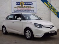 USED 2014 64 MG 3 1.5 3 FORM VTI-TECH 5d 106 BHP Full Service History DAB Radio 0% Deposit Finance Available