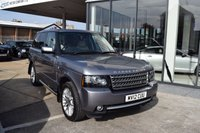 2012 LAND ROVER RANGE ROVER 4.4 TDV8 WESTMINSTER 5d AUTO 313 BHP £21195.00