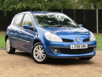 2008 RENAULT CLIO 1.5 DYNAMIQUE DCI 5d 86 BHP PANORAMIC GLASS ROOF £2990.00