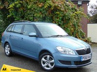 USED 2010 60 SKODA FABIA 1.2 SE 12V 5d * 128 POINT AA INSPECTED *