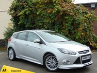 USED 2014 64 FORD FOCUS 1.6 ZETEC S TDCI 5d  * 128 POINT AA INSPECTED *
