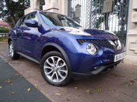 USED 2015 64 NISSAN JUKE 1.5 TEKNA DCI 5dr 110 BHP *** FINANCE & PART EXCHANGE WELCOME *** 1 OWNER £ 20 ROAD TAX SAT/NAV FULL LEATHER HEATED SEATS CRUISE CONTROL 360 CAMERA BLUETOOTH PHONE
