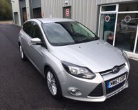 USED 2013 63 FORD FOCUS 1.6 TDCI ZETEC NAVIGATOR 115 BHP THIS VEHICLE IS AT SITE 2 - TO VIEW CALL US ON 01903 323333