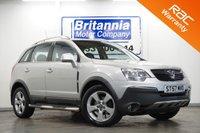 2007 VAUXHALL ANTARA 2.0 DIESEL CDTI 5d 150 BHP 4WD 4X4 £4290.00