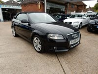 USED 2009 58 AUDI A3 1.8 TFSI SPORT 2d 158 BHP FULL AUDI HISTORY,BOSE,LEATHER,TWO KEYS,CRUISE