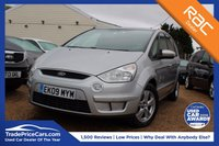 USED 2009 09 FORD S-MAX 2.0 ZETEC TDCI 5d 143 BHP BLUETOOTH, 6 MONTHS WARRANTY & MORE