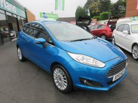 USED 2013 13 FORD FIESTA 1.0 TITANIUM 3d 100 BHP JUST ARRIVED TEST DRIVE TODAY